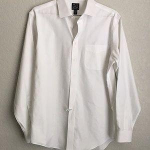 Jos A. Bank long sleeve dress shirt